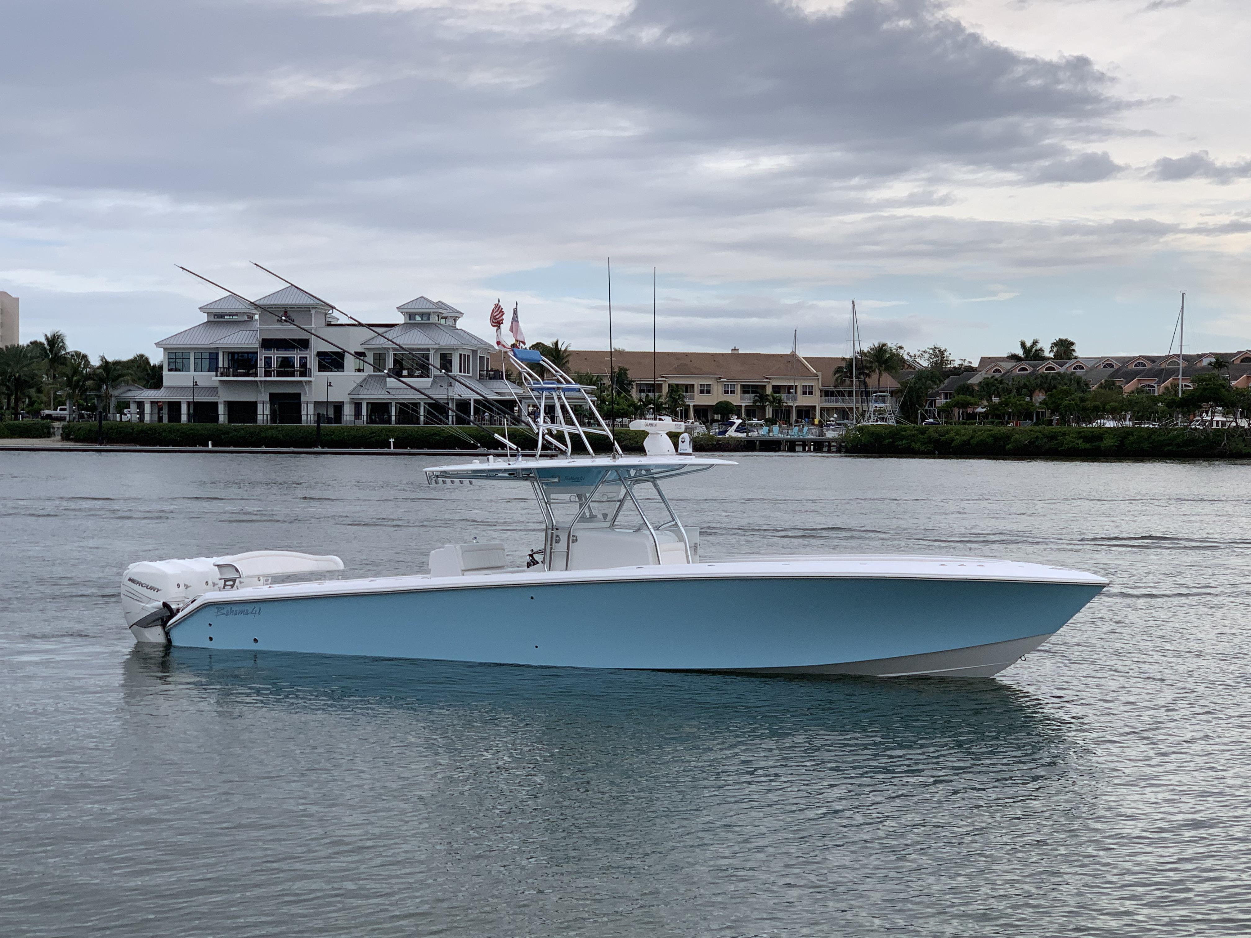 Bahama 41 Open