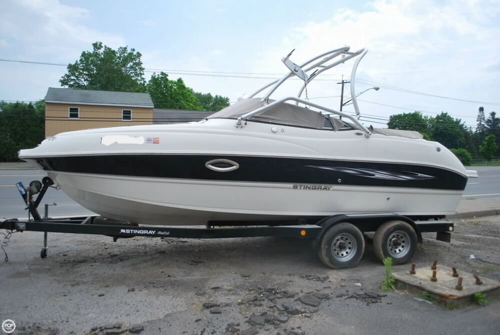 Stingray 220 DR 2009 Stingray 22DR for sale in Syracuse, NY