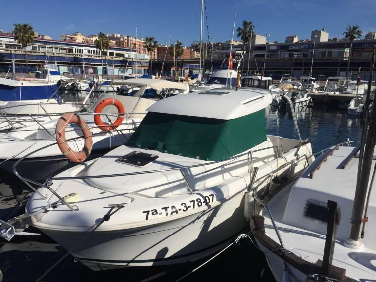 Chantiers Jeanneau JEANNEAU MERRY FISHER 655