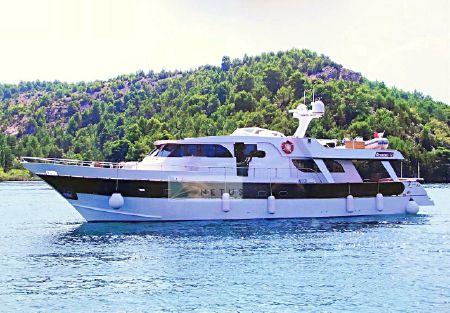 2006 Azzurro 74 Mare Adriatico Italy Boats Com