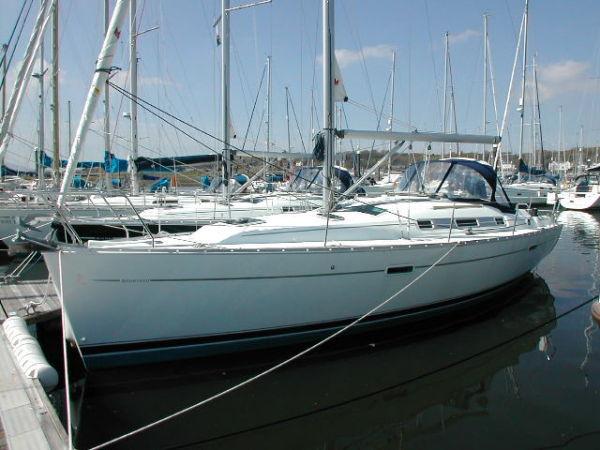 Beneteau Oceanis Clipper 343 Similar Boat