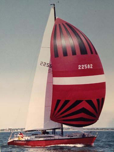Dennis Posey Custom 35' Racer/Cruiser Sloop