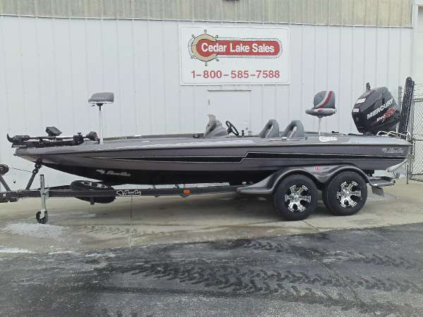 Bass Cat Boats COUGAR ADVANTAGE SP