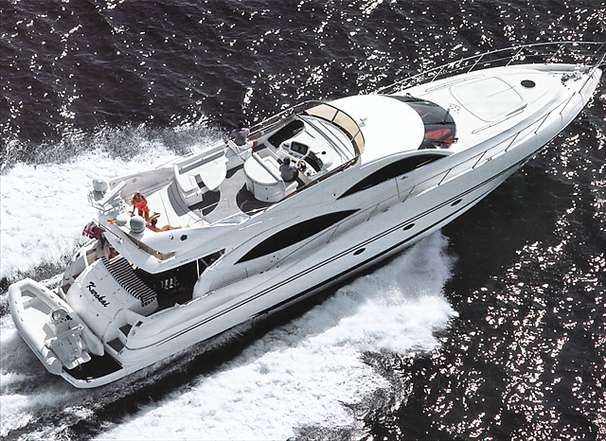 Sunseeker Manhattan 74 Manufacturer Provided Image