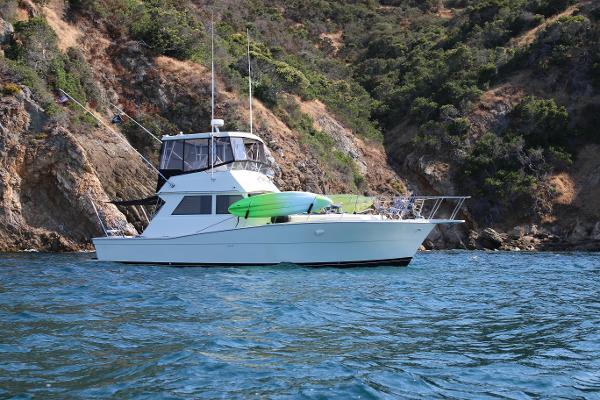 Viking 41 Convertible Sportfisher