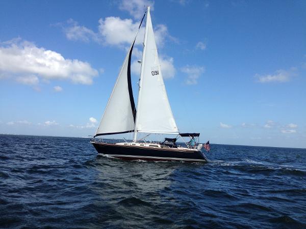 Sabre 38 MK II. NightStar Sailing