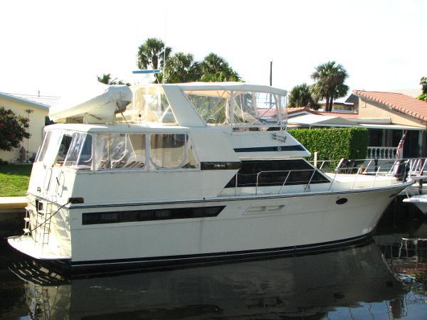 Californian  48 Motor Yacht
