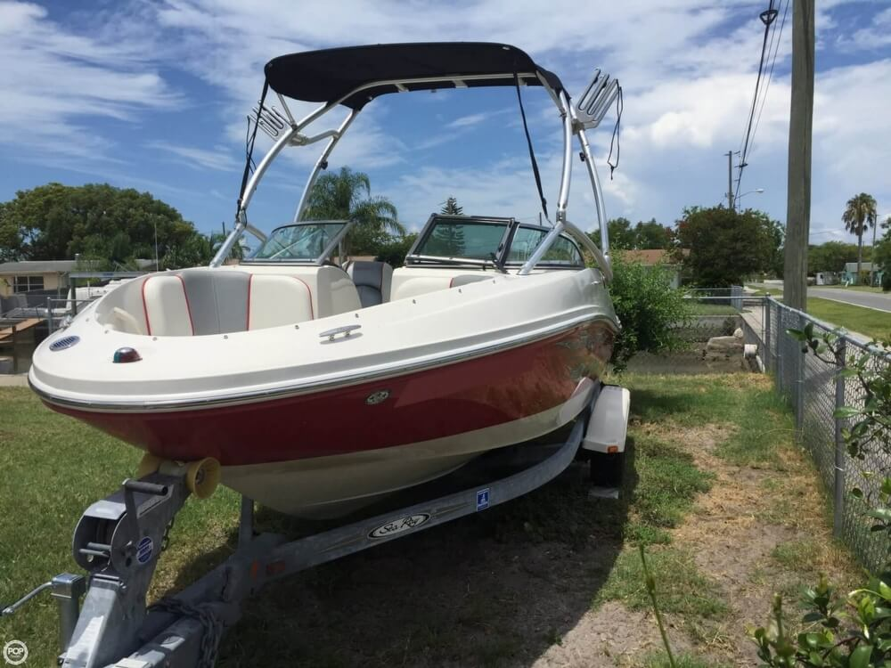 Sea Ray 185 Sport 2008 Sea Ray 185 Sport for sale in Berea, KY