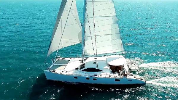 Bill Dixon Catamaran