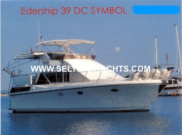 Edership Trawler 39-41 DC Photo 1