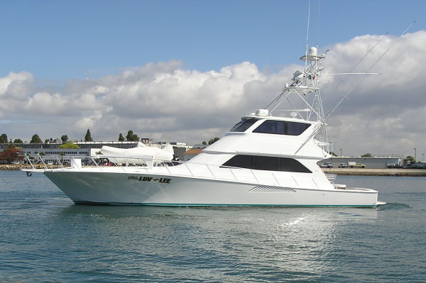 Used sports fishing boats for sale in san diego for Fishing boats for sale san diego