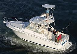 Luhrs 28 Manufacturer Provided Image