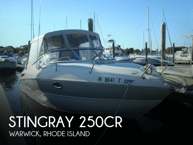 Stingray 250CR 2005 Stingray 250CR for sale in Warwick, RI