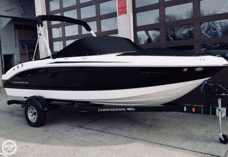 Chaparral 19 H2O Sport 2012 Chaparral 19 H2O Sport for sale in Frankenmuth, MI