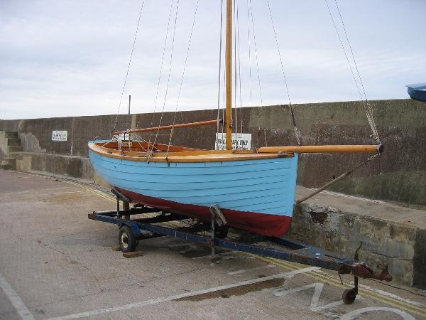 Classic Dayboat Bermudan cutter Classic Dayboat