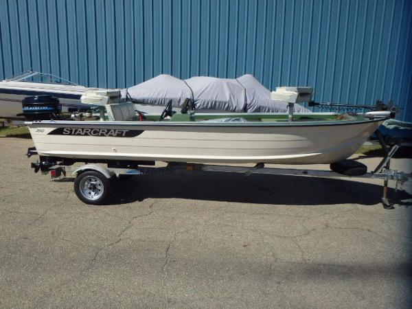 Used starcraft 16 fishing boat boats for sale in united for Starcraft fishing boats