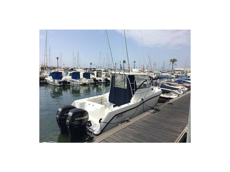 Boston Whaler Boston Whaler 255 Conquest