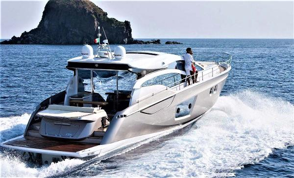 Sessa Marine C54 Sessa Marine C54