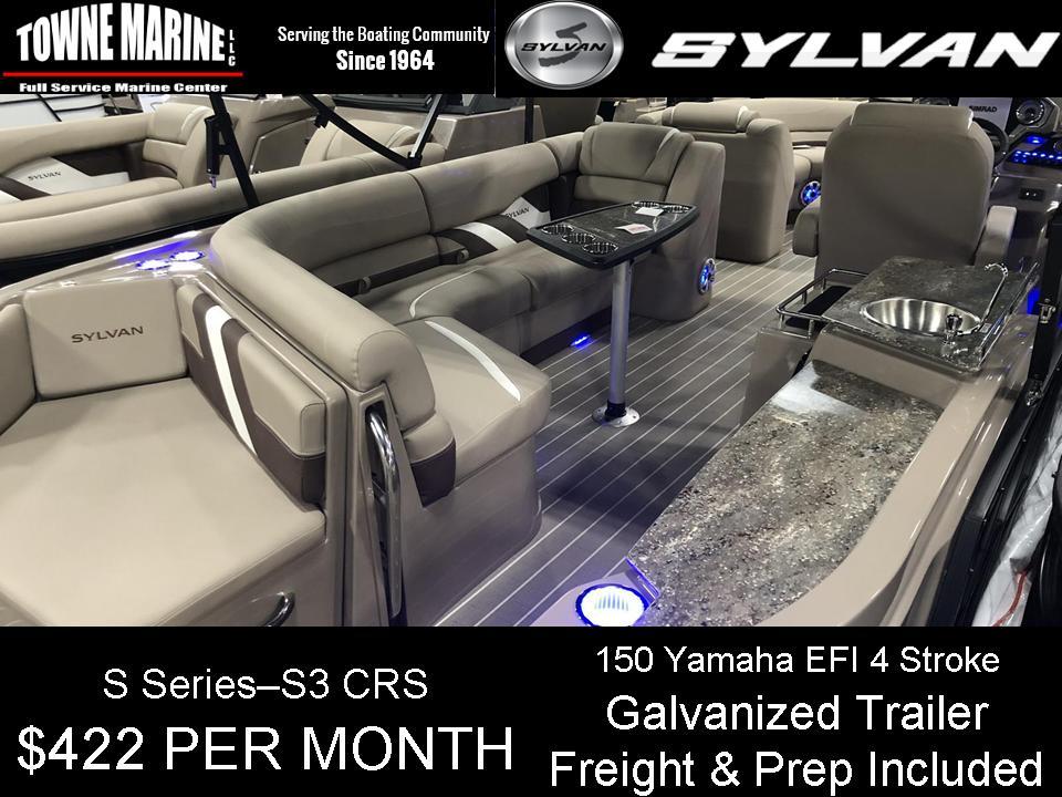 Sylvan S-Series S3 CRS