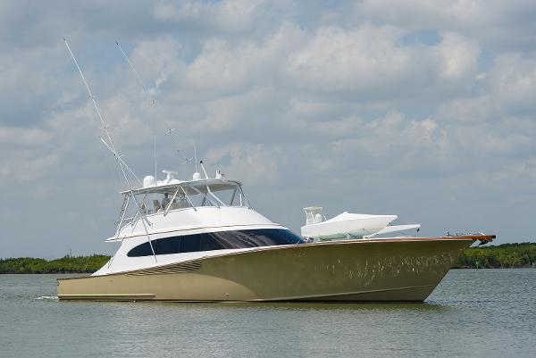 Spencer Yachts Custom Carolina Sportfish BANGARANG, SPENCER 87