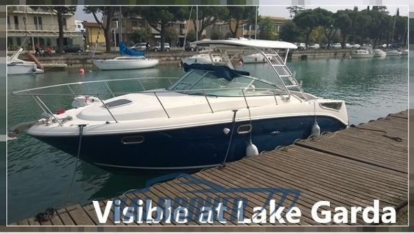 Sea Ray 315 Amberjack Lake garda