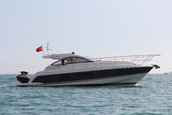 Fairline Targa 38 Motor Yacht Fairline Targa 38 Profile