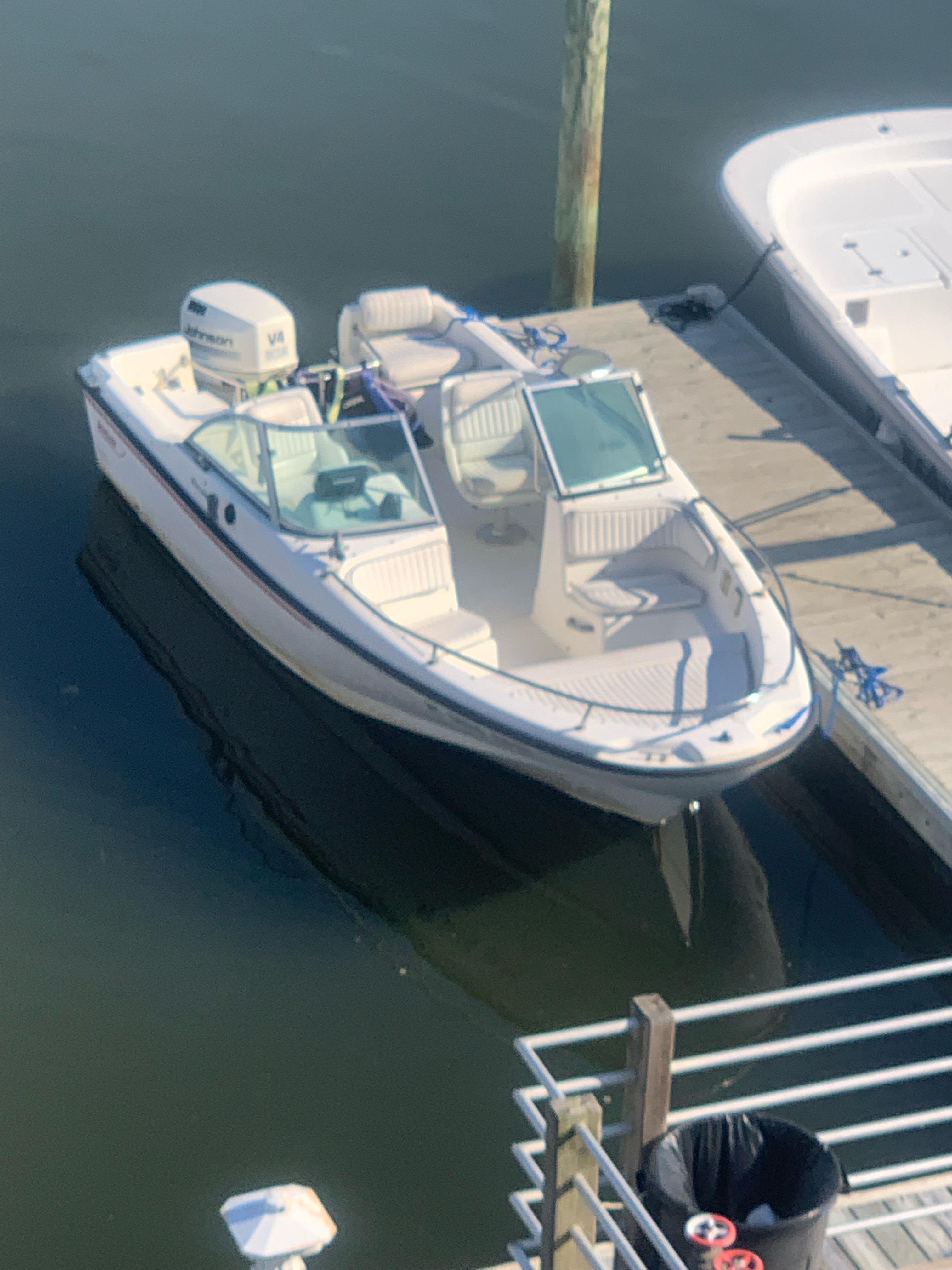 Boston Whaler Dauntless