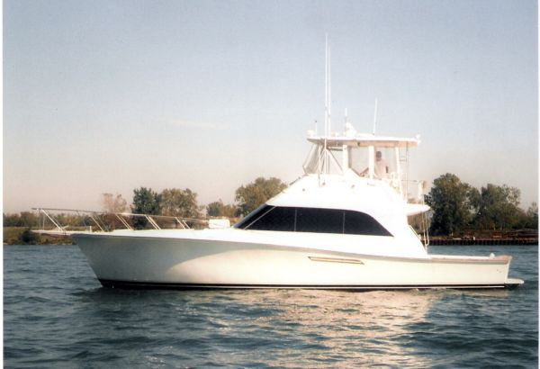 Ocean Yachts 48 Super Sport Photo 1