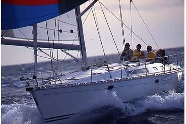 Jeanneau Sun Odyssey 45.1 Sun Odyssey 45 (1) Foto catalogo