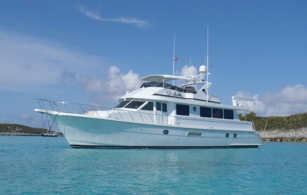 Hatteras Motoryacht BONITA