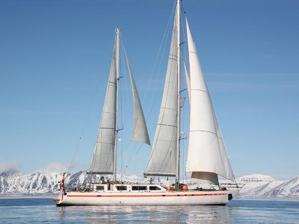 CCYD 75' Polar Ketch AYC Yachtbrokers - CCYD 75' Polar Ketch