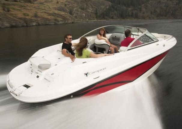 Campion Allante 645i Bowrider Manufacturer Provided Image