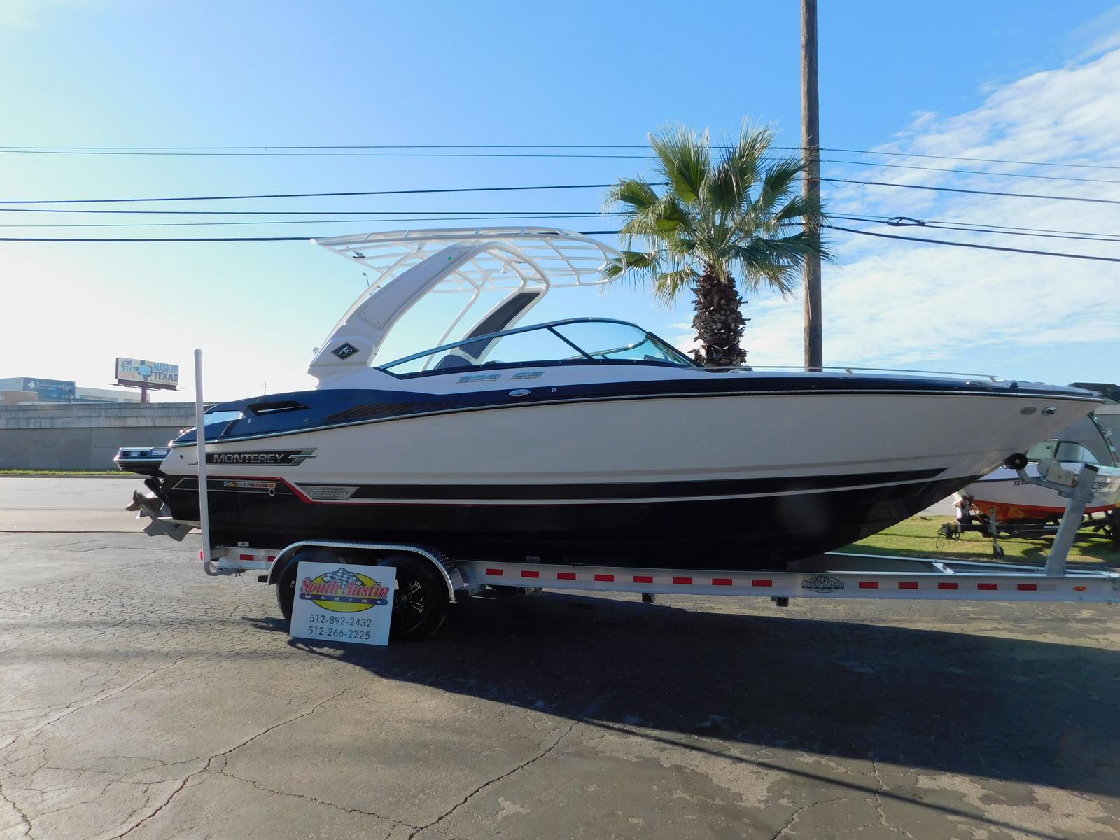 Monterey 298 Ss Bowrider