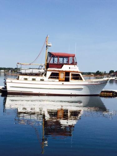 DeFever 41 D/C Trawler