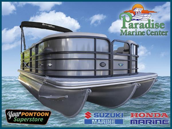 Paradise Pontoon 224FCR
