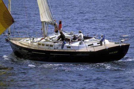 Beneteau 57 Beneteau 57 - Luxury Sailing Yacht