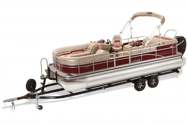 LOWE BOATS SS Pontoon 230 Privacy