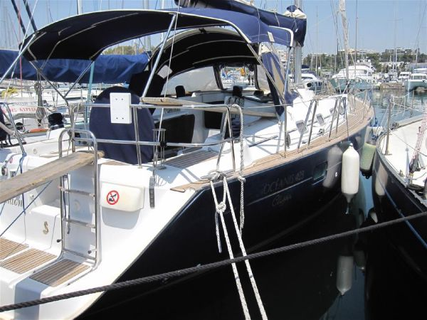 Beneteau Oceanis Clipper 423 Beneteau Oceanis Clipper 42.3 - Sailboat