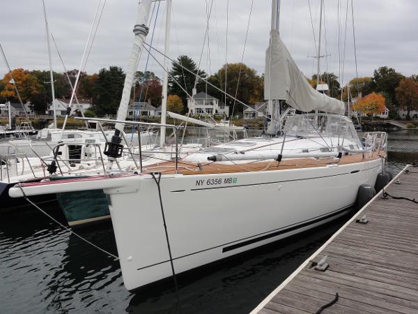 Beneteau First 44.7 Profile