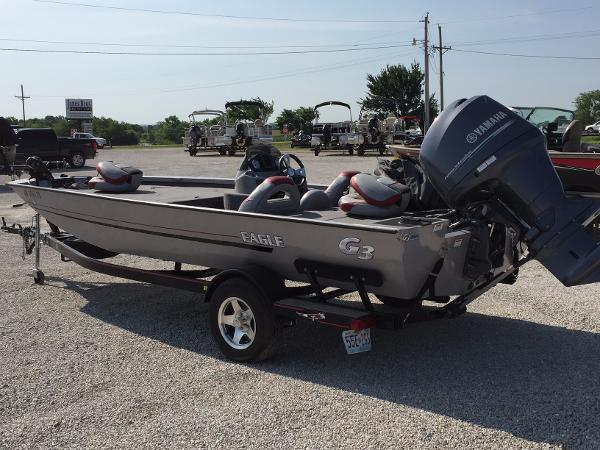 G3 Boats Eagle Talon 19 DLX