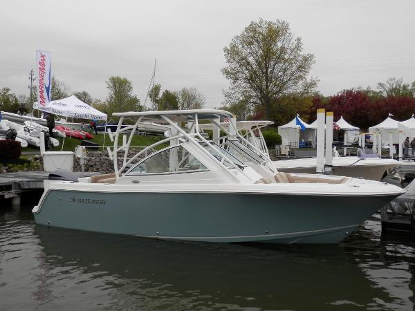 Sailfish 245 Dual Console