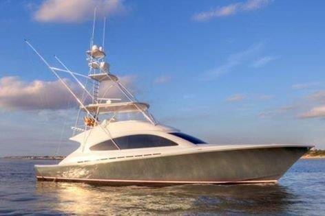 Ocean Yachts 64 Makaira Profile