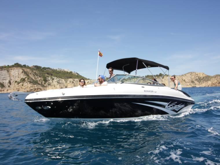 Rinker Boat CO.INC. RINKER CAPTIVA 246