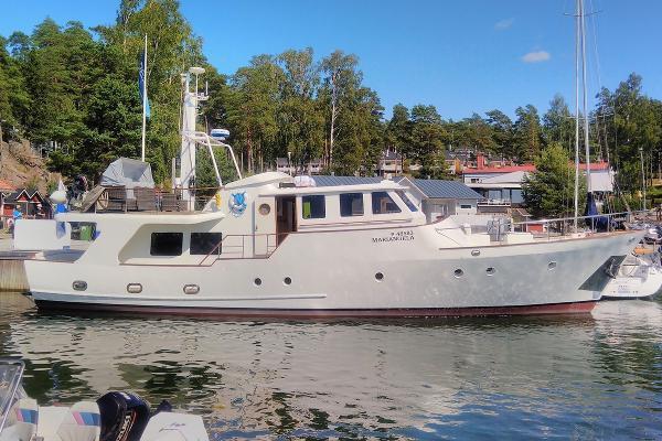 Custom Navetta Adriatico 62