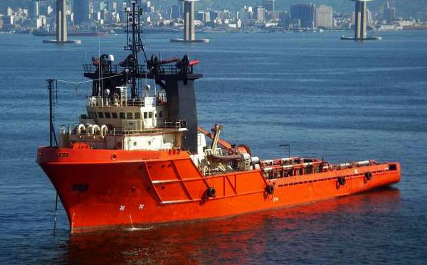 Custom DP1 Offshore Support Vessel