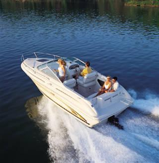 Sea Ray 215 Express Cruiser Manufacturer Provided Image: 215 Express Cruiser