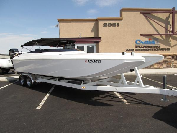 Daves Custom Boats Mach 26