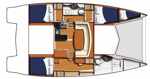Leopard 39 Owners Layout