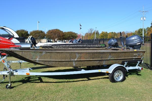 G3 Boats 1652 VBW