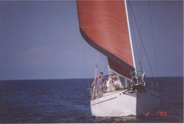 Westsail Sloop Westsail 43 For Sale!